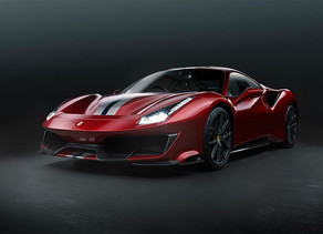 Photo - FCD - Ferrari 488 Pista Red