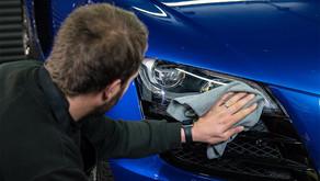 Audi R8 - XPEL Paint Protection Film
