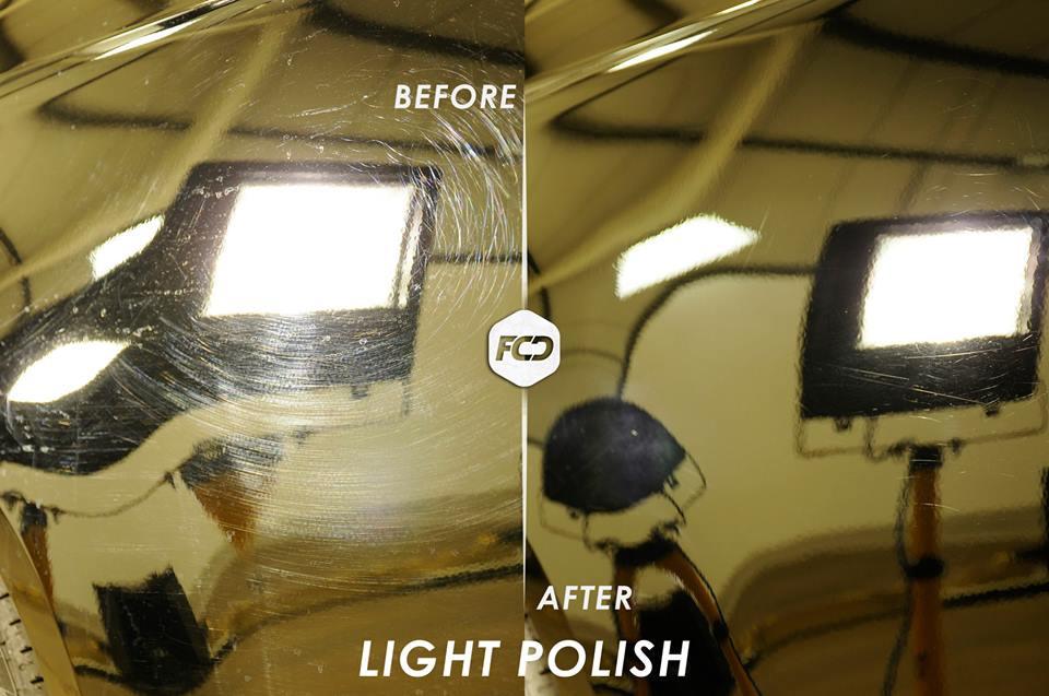 Light polish