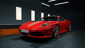 Ferrari F430 Scuderia - Xpel Paint Protection Film