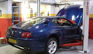 Ferrari 456GTM