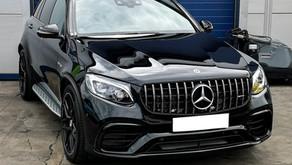 Mercedes-Benz GLC63 V8 Bi-Turbo - Enhancement Detail
