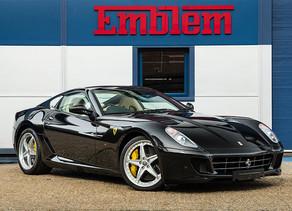 Photo and Video - Emblem Sports Cars - Ferrari 599