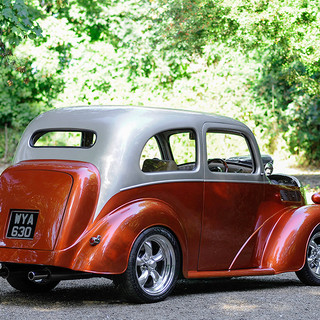 Ford Popular Hot Rod