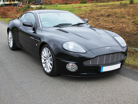 Previously Sold Aston Martin's at The Classic Connection