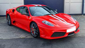 Ferrari 430 Scuderia - Full Xpel PPF Coverage