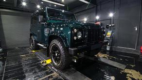 Land Rover Defender - New Car Prep