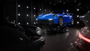The Independent Porsche Enthusiast Club Meet.