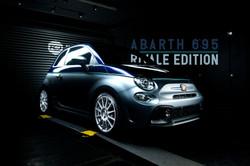 Fiat Abarth 500 695 Rivale Edition