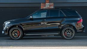 Mercedes-Benz GLE 63S - New Car Detail.
