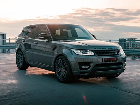 Land Rover Range Rover Sport 2017 (17 reg)