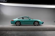 """Porsche 996 """"Bullet Proof"""""""