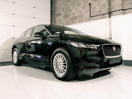 New In - Jaguar I Pace S
