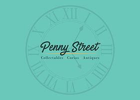Penny Street  - Brand Design