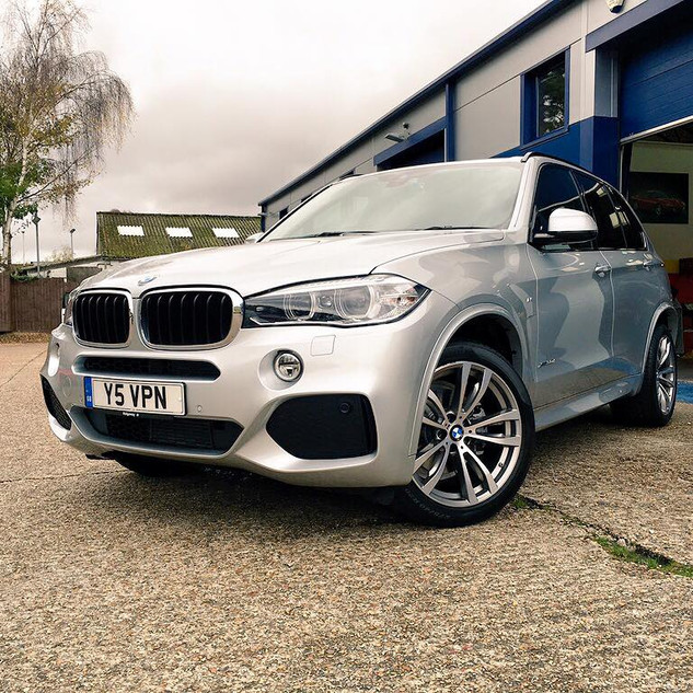 BMW X3 - New Car Detail