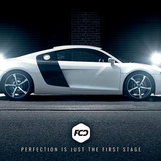 Audi R8 - New Car Prep