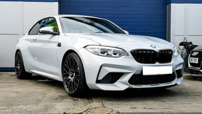 BMW M2 - Xpel PPF and Enhancement Detail