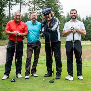 Churchill Retirement Living Charity Golf Event Photography