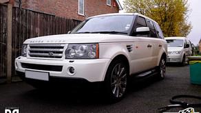 Range Rover Sport HSE - Maintenance Wash