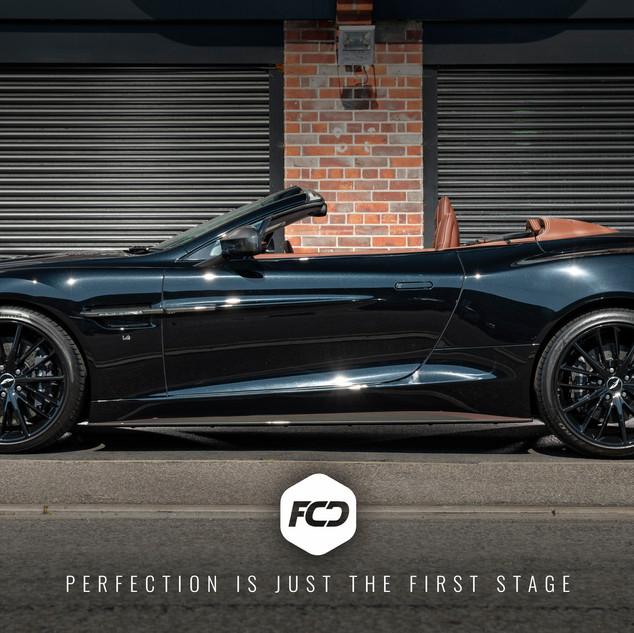 Aston Martin Vanquish Ultimate S - PPF