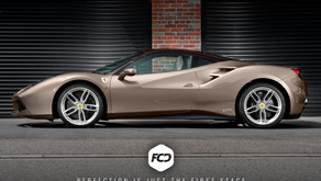 Ferrari 488 GTB Viganle - New Car Detail
