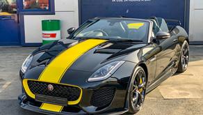 Jaguar Project 7 - Full Xpel PPF Coverage