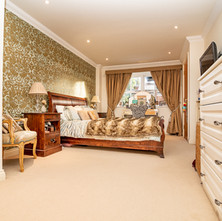 Classically Inspired Bedrooms