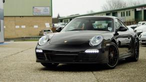 Porsche 911 997 Carrera 4 GTS - 3 Day Correction Detail