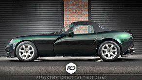 TVR Tamora - Front End Xpel