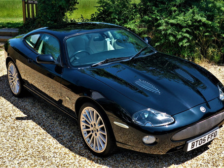 JAGUAR XKRS LIMITED EDITION 2005