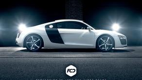 Audi R8 - Enhancment Detail