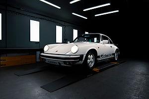 Porsche 911 Carrera 3.2 1987