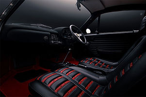 Ferrari Dino red Interior.jpg