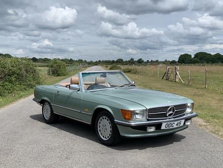 Mercedes 300SL 91,000 Miles