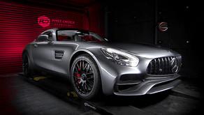 Mercedes-Benz AMG GTS - New Car Preparation