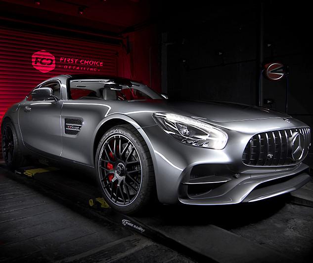 Mercedes Benz AMG GTS - PPF