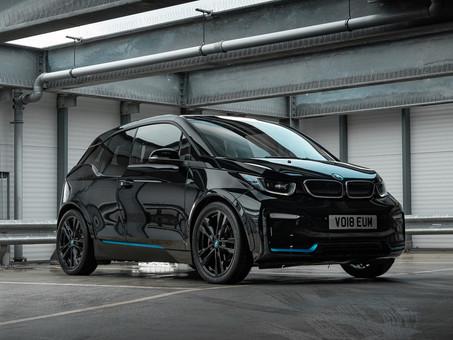BMW i3 2018 (18 reg)