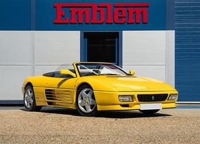 Photos - Sales Photos for Emblem Sports Cars - Ferrari 348 GTS
