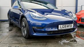 Tesla Model 3 - New Car Prep