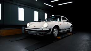 Porsche Carrera 911 3.2 1987 - Xpel Paint Protection Film