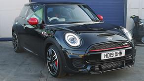 Mini John Cooper Works - New Car Prep