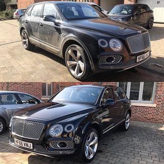 Bentley Bentayga - New Car Prep