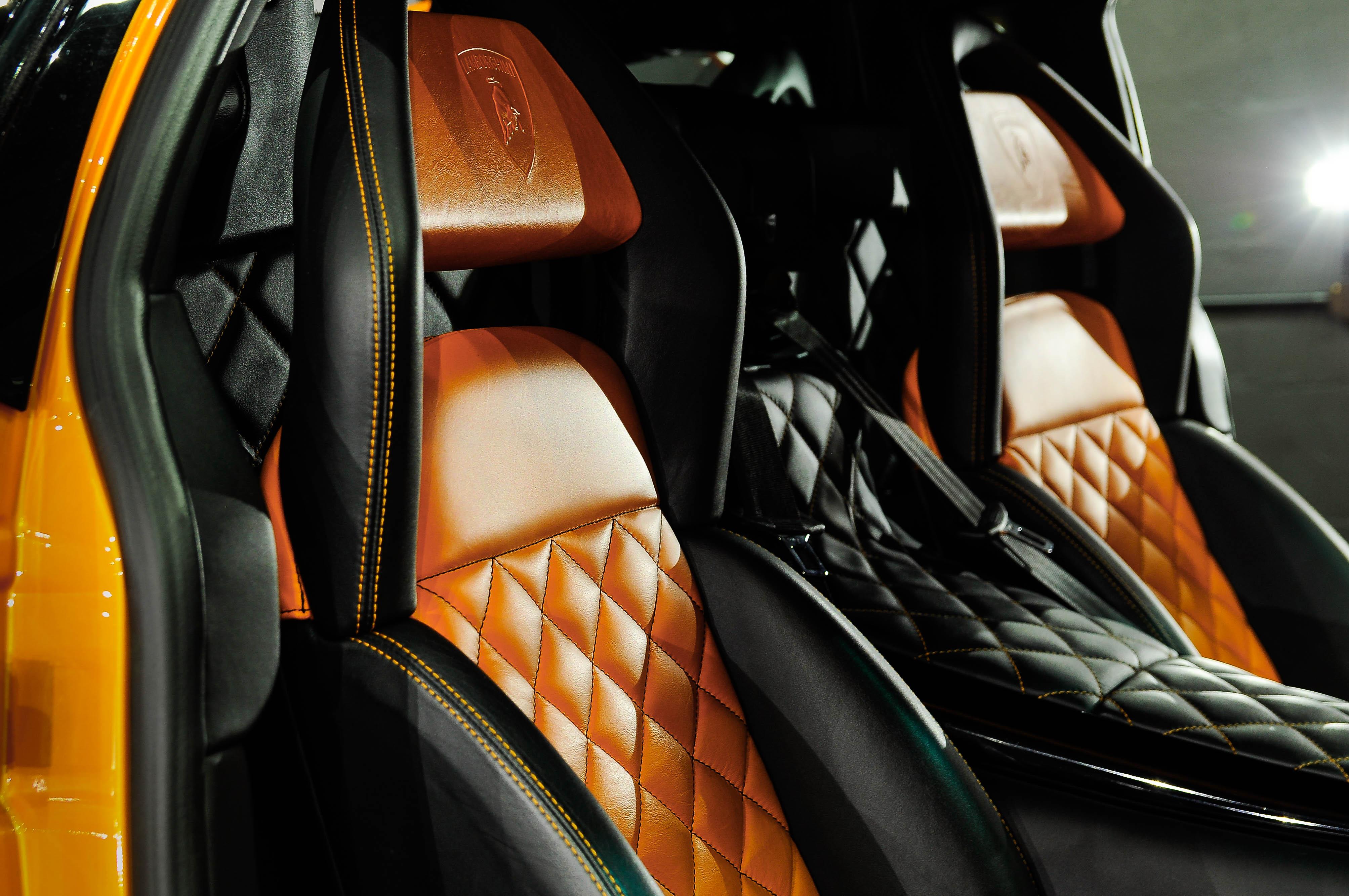 Lamborghini Murcielago LP-640