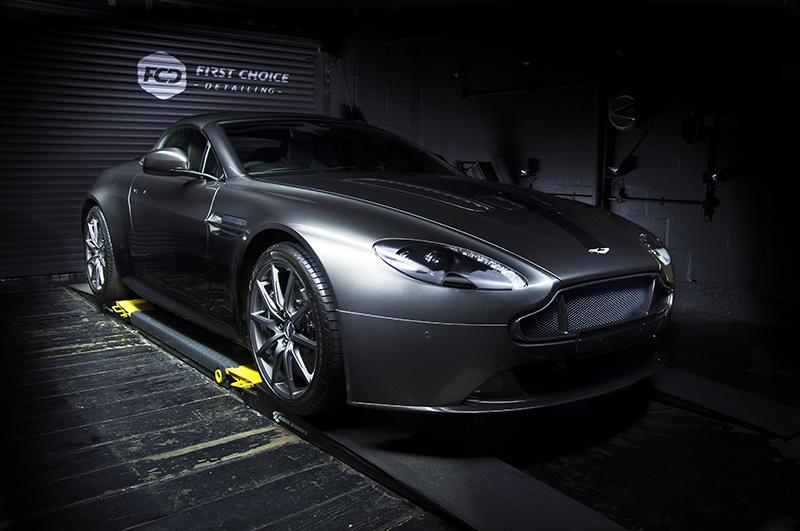 Aston Martin AMR - Silver
