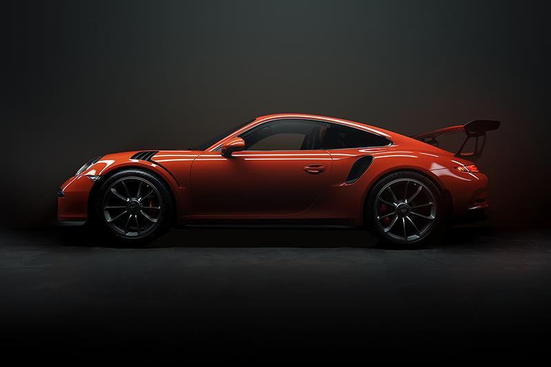 2 Porsche 911 GT3RS V3