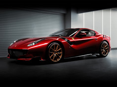 Ferrari F12 TDF - No Plate  - Blades Med