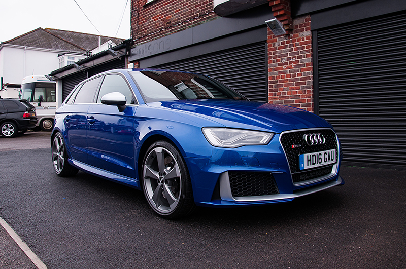 Audi RS3 - Blue (5)