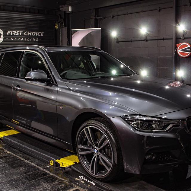 BMW 3 Series - New Car Prep