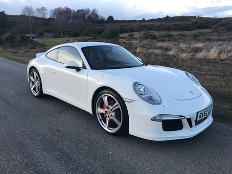 Previously Sold Porsche 911's at The Classic Connection