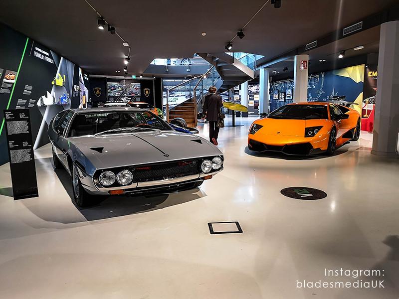 Lamborghini Tour